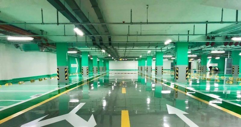 地坪漆施工现场遇到潮湿问题如何解决缩略图